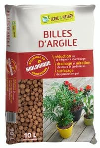 Photo du produit Billes d'argile Terre & Nature