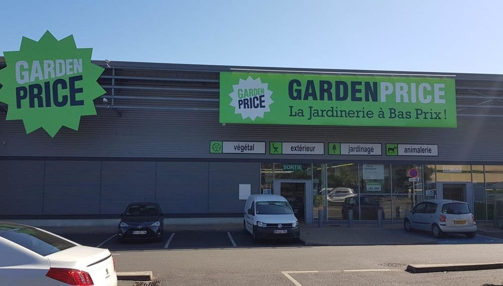 Magasin Garden Price Ballainvilliers