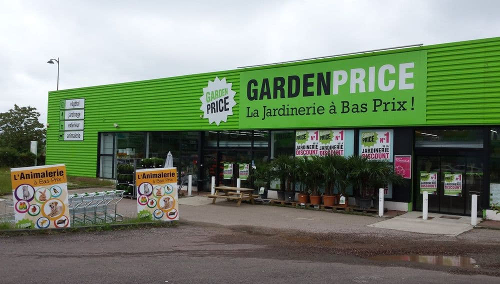 Magasin Garden Price Buchelay
