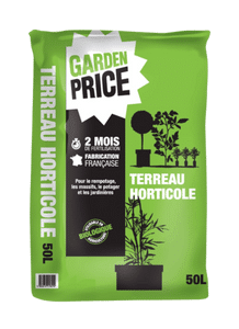 Photo du produit Terreau Horticole UAB 50L